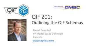 QIF 201 Outlining the QIF Schema Webinar on YouTube