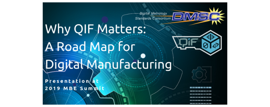 Why QIF Matters: Digital Manufacturing Road Map