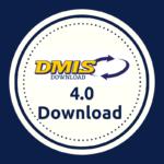 DMIS 4.0 Download Button