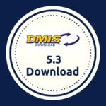 DMIS 5.3 Download Button