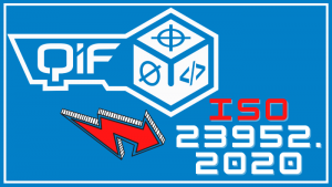 QIF to ISO Standard 23952.2020