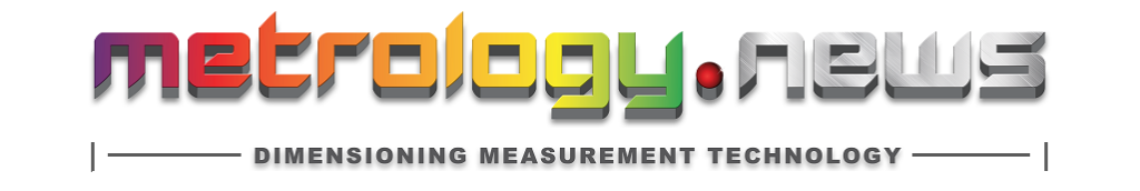 Metrology News Dimensional Measurement Technology on white background