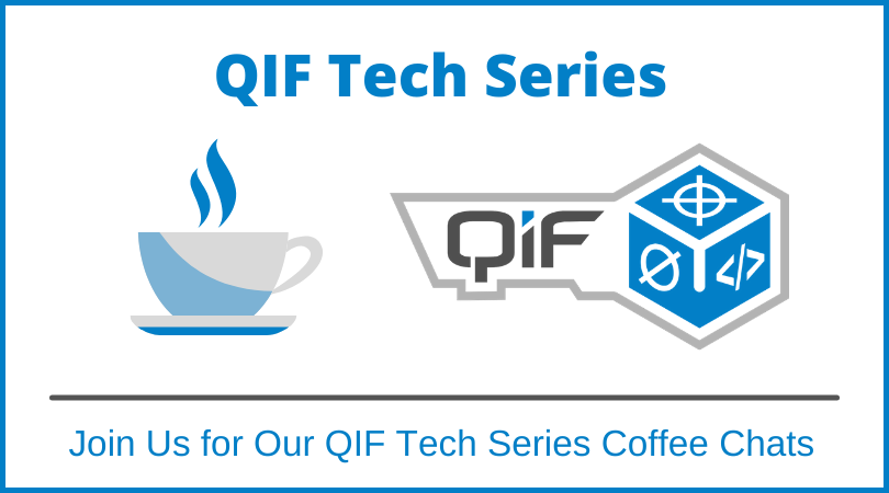 QIF Tech Series by DMSC