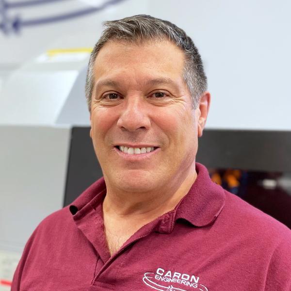 Paul Sevin of Caron Engineering