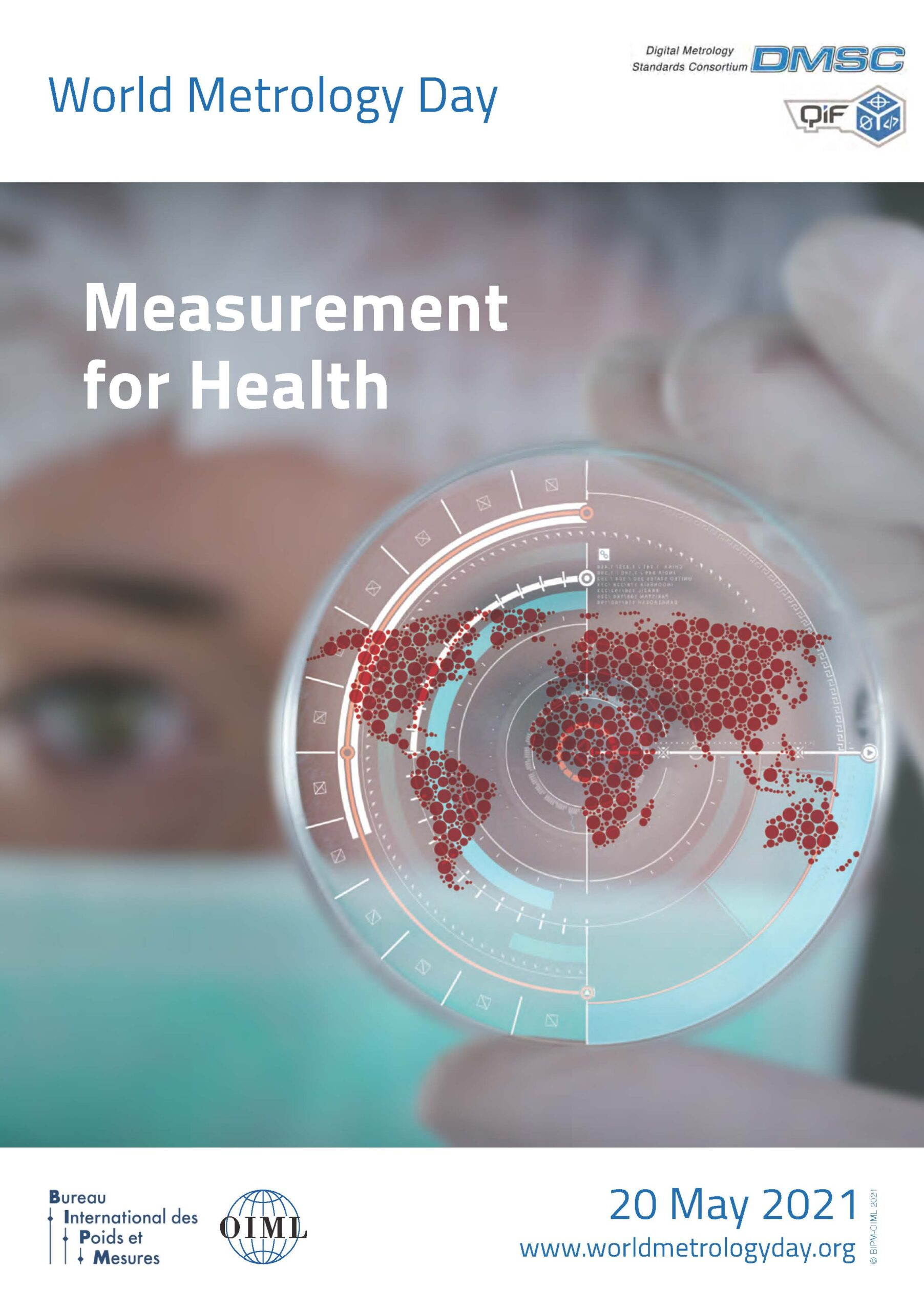 World Metrology Day 2021 Celebrates Measurement for Health